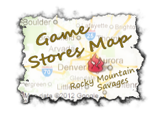 RMS Game Stores Map